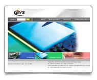 網頁設計-AVS-ELECTRONICS
