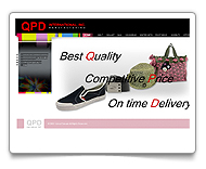 網頁設計-QPD