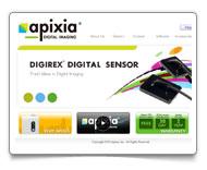 網頁設計-APIXIA購物網