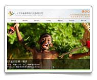 網頁設計-太平洋島旅行社