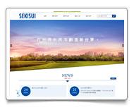 網頁設計-台灣積水化學